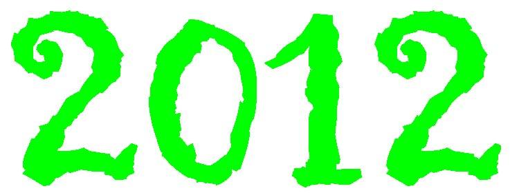 Happy New Year 2012!