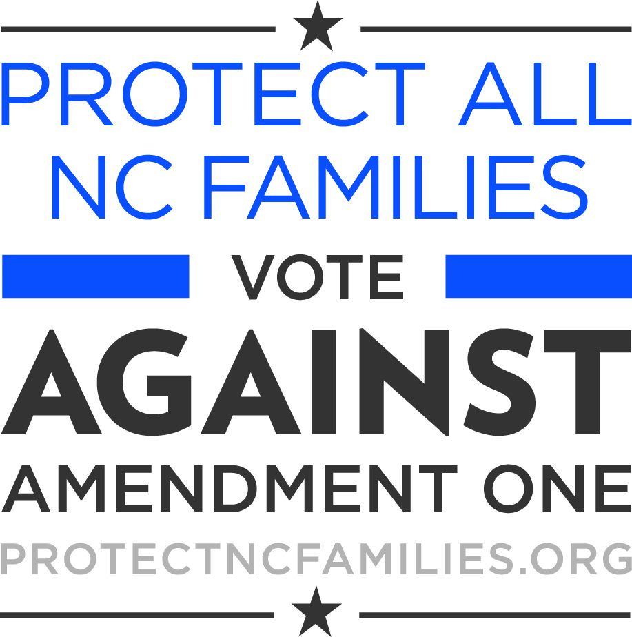 Oppose North Carolina Amendment One