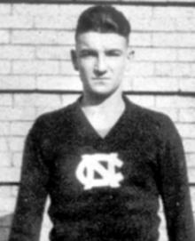 University of North Carolina All-American Cartwright Carmichael
