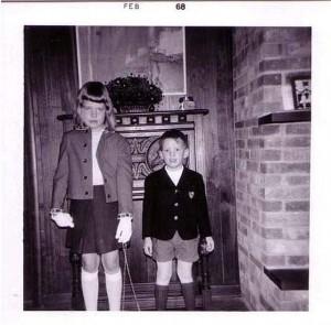 Margot Carmichael Lester & Robert Brooks deBarrus Lester