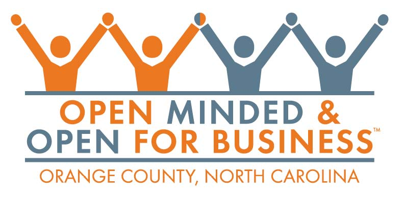 Orange County, N.C.: Open-minded and open for business.