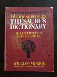 The Young Person's Thesaurus