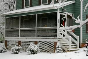 White Christmas at Shortlea