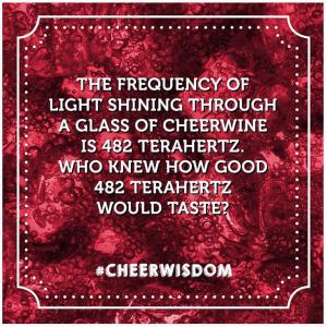 Awesome Cheerwine word art