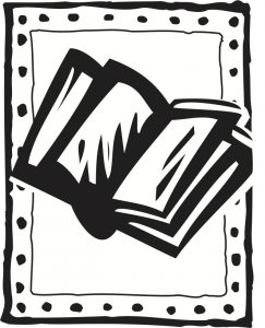 Book icon on Margot Lester's writing coach page