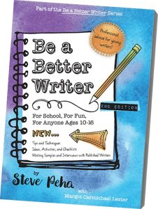 The award-winning cover of Be a Better Writer designed by Nita Wrenn