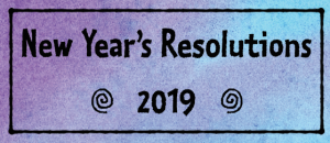 2019 resolutions graphic